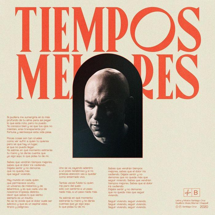 """Santiago Cruz – """"Tiempos mejores"""", """"No estamos solos"""" 2"""