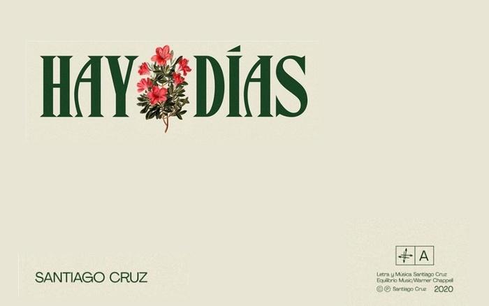 """Santiago Cruz – """"Tiempos mejores"""", """"No estamos solos"""" 4"""