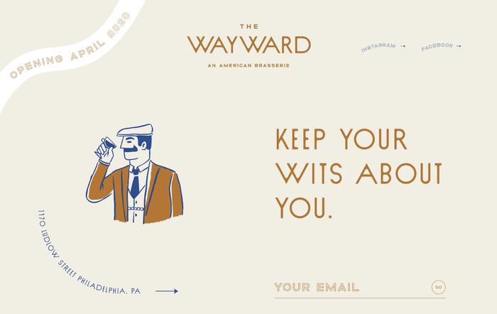 The Wayward, Philadelphia 9