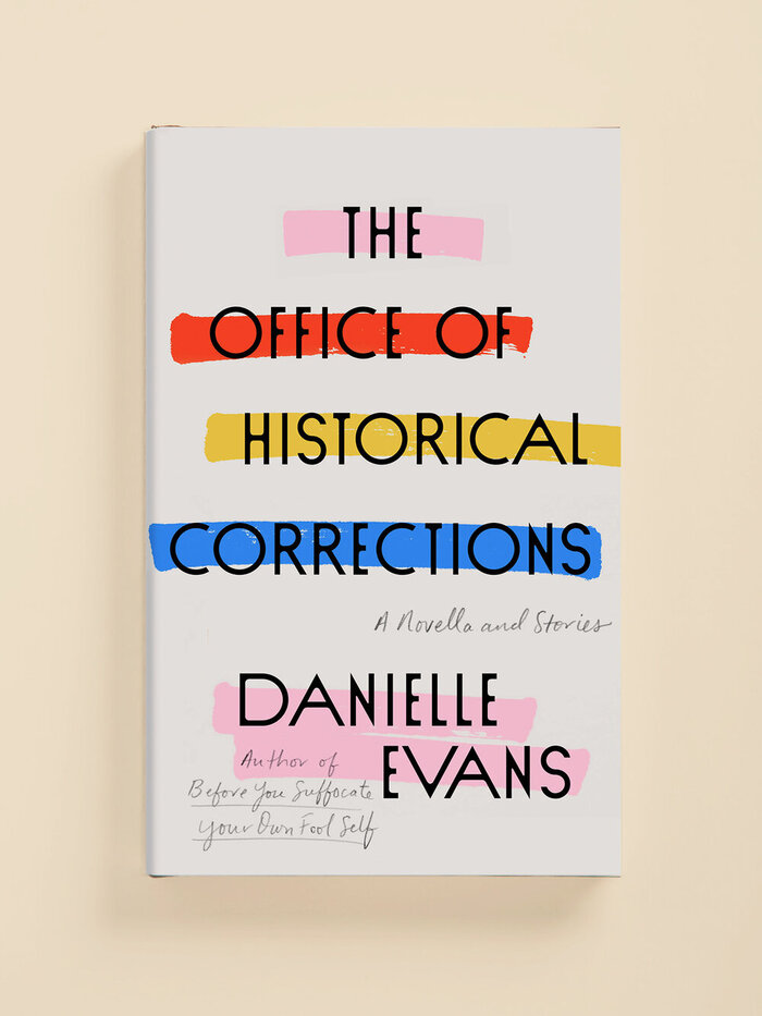 The Office of Historical Corrections by Danielle Evans 2