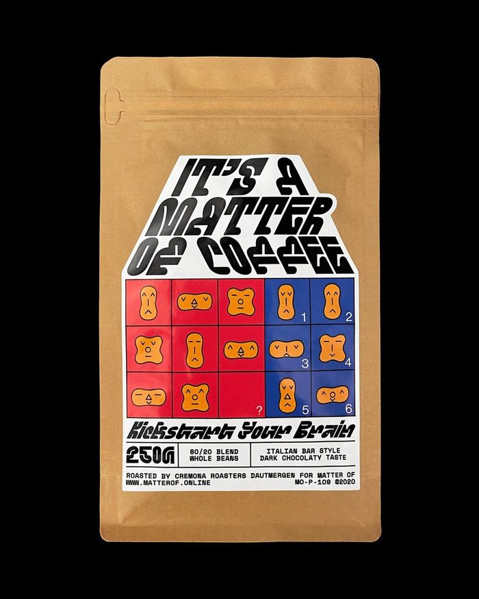 Kickstart Your Brain coffee 1