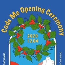 Opening Ceremony poster for Code Me