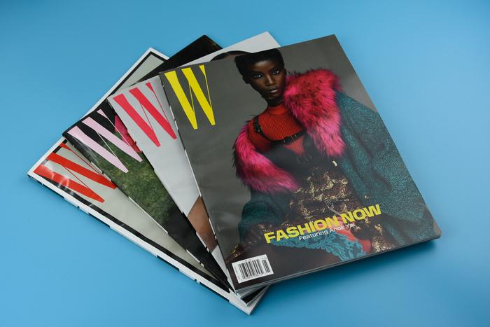 "W magazine vol. 5, September 2019, ""Fashion Now"" 1"