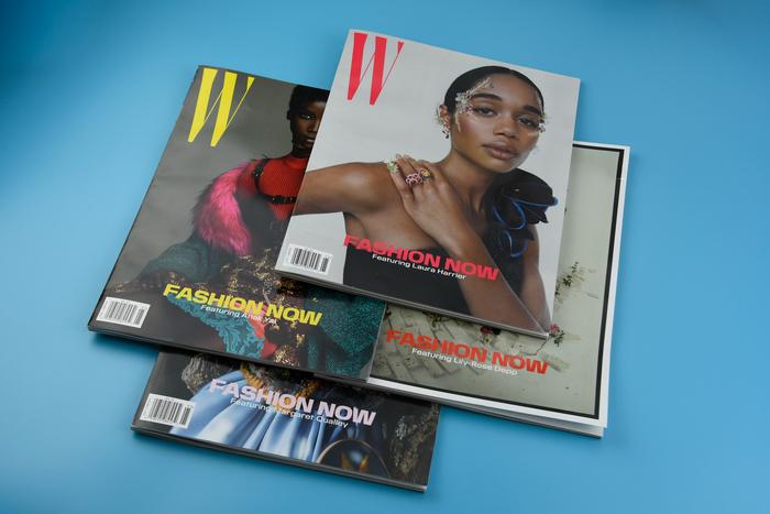 "W magazine vol. 5, September 2019, ""Fashion Now"" 2"