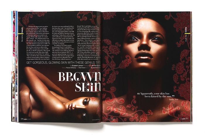Suede magazine 2