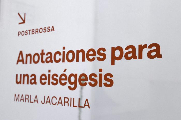 Fundació Joan Brossa signs 2