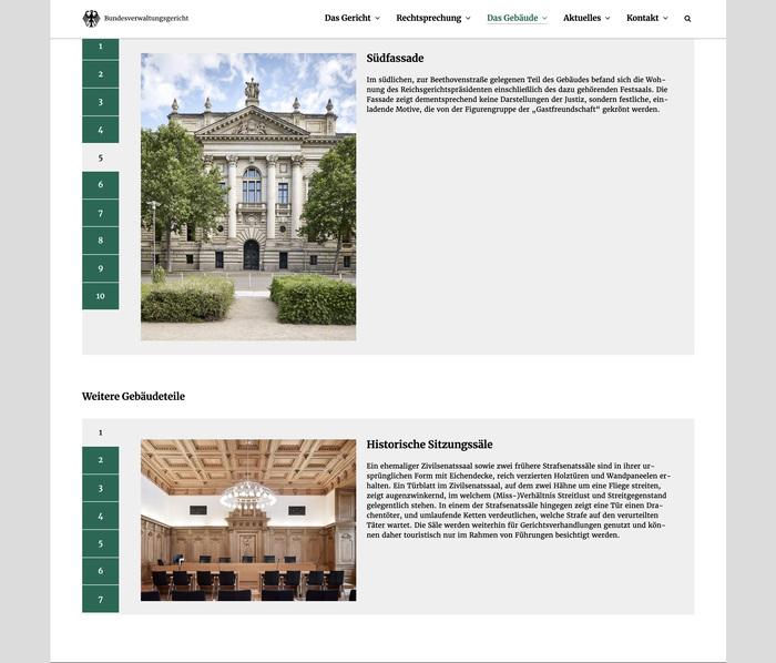 Bundesverwaltungsgericht website 8