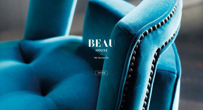 Beau House / Dukelease identity 3