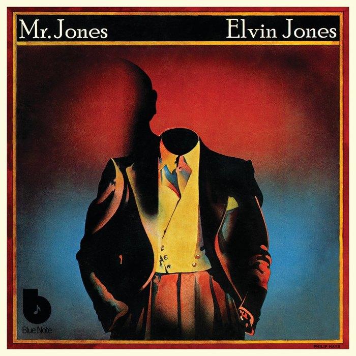 Elvin Jones – Mr. Jones album art