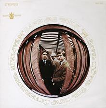 Captain Beefheart &amp; His Magic Band – <cite>Safe As Milk </cite>album art