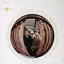 Captain Beefheart &amp; His Magic Band – <cite>Safe As Milk </cite>album art