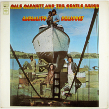 Gale Garnett &amp; the Gentle Reign – <cite>Sausalito Heliport</cite> album art