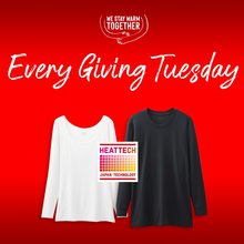 """Every Giving Tuesday"" campaign by Uniclo"