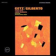Stan Getz, João Gilberto – <cite>Getz / Gilberto</cite> album art