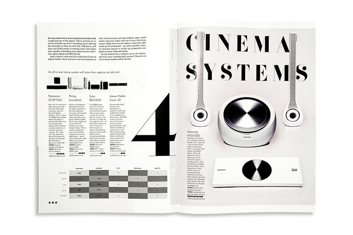 "Wired magazine ""Sound & Vision"" (2011) and ""Time"" (2012) 2"