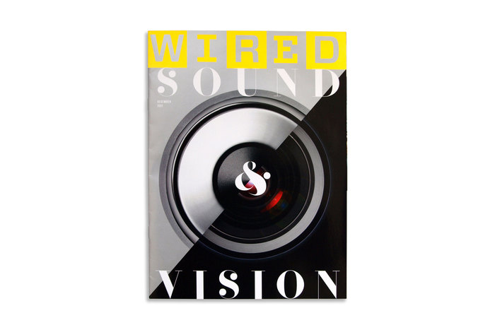 Wired Sound & Vision December 2011