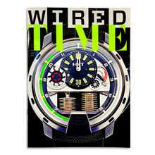"<cite>Wired </cite>magazine ""Sound &amp; Vision"" (2011) and ""Time"" (2012)"