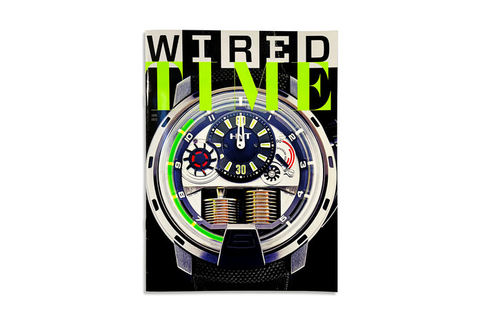 Wired Time, June 2012