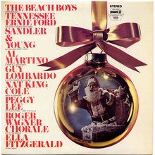 Various Artists – <cite>Christmas Day</cite> album art