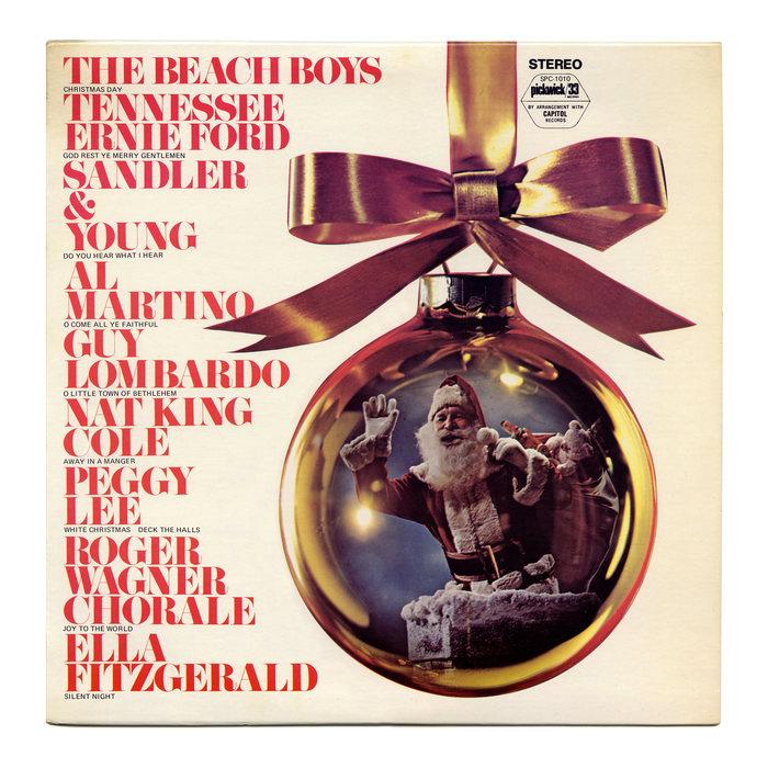 Various Artists – Christmas Day album art