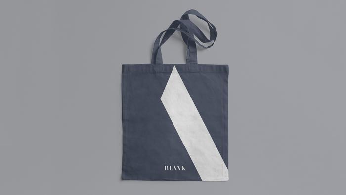 Blank Digital brand identity 4