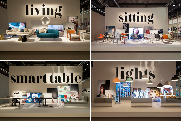 Kartell 2018 Salone del Mobile stand 6