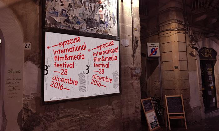Syracuse International Film & Media Festival 2016 poster 2
