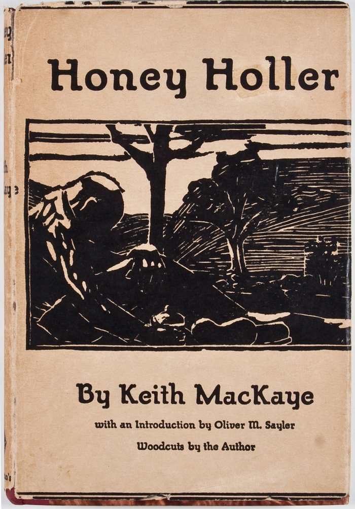 Honey Holler by Keith MacKaye (Brentano's) 1