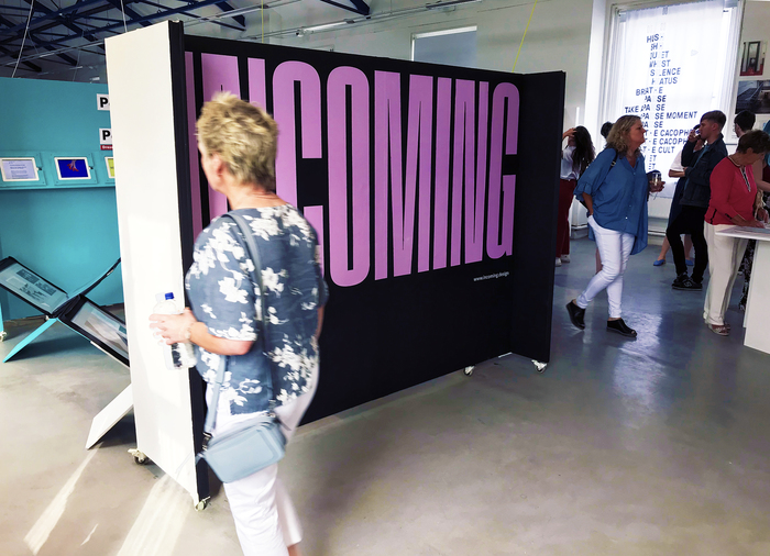 Incoming student exhibition 4