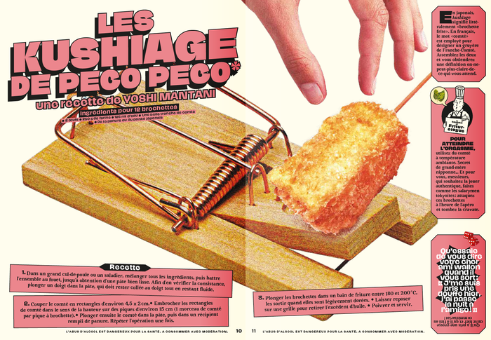 Guide Friture for Le Fooding 1