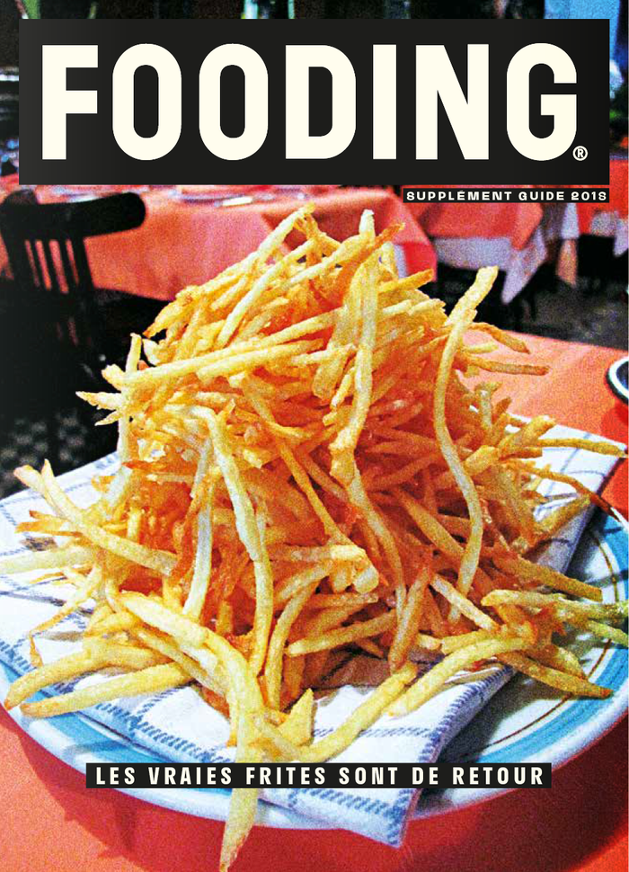 Guide Friture for Le Fooding 2
