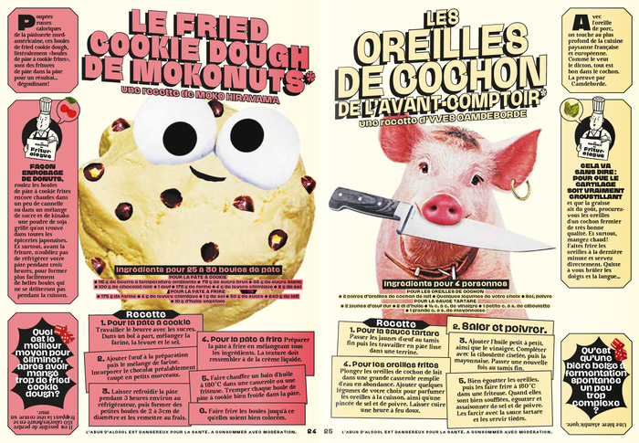Guide Friture for Le Fooding 7