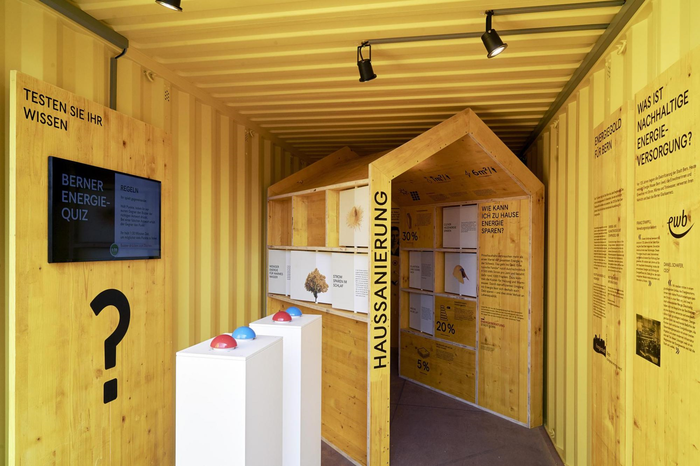 Container³ – an exhibition on global climate change and local climate protection 5