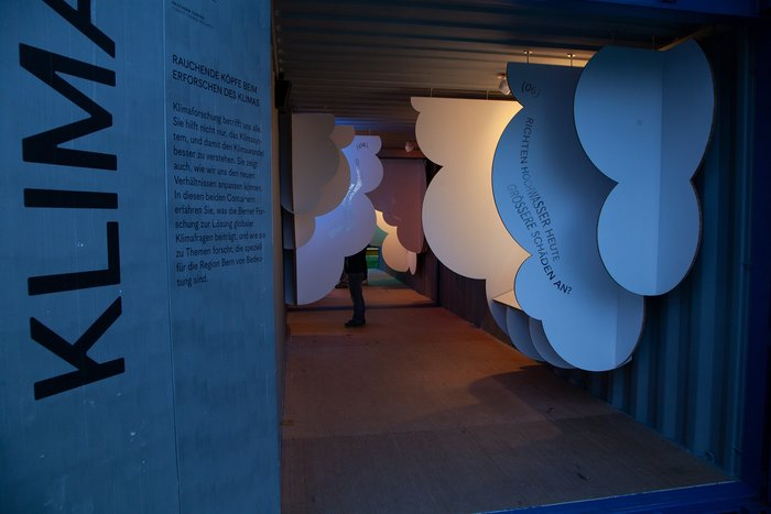 Container³ – an exhibition on global climate change and local climate protection 6