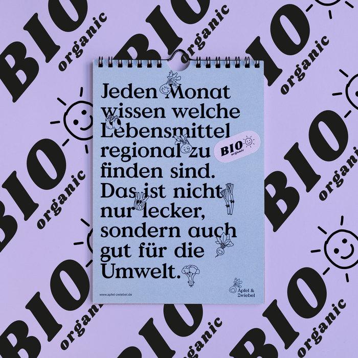 Apfel & Zwiebel seasonal calendar 11