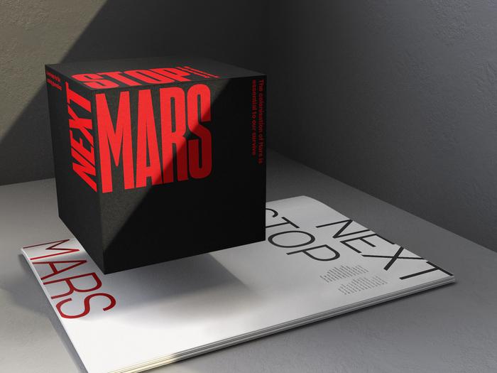 Next Stop Mars 1