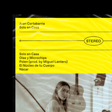 Juan Cortabarría – <cite>Solo en Casa</cite> EP