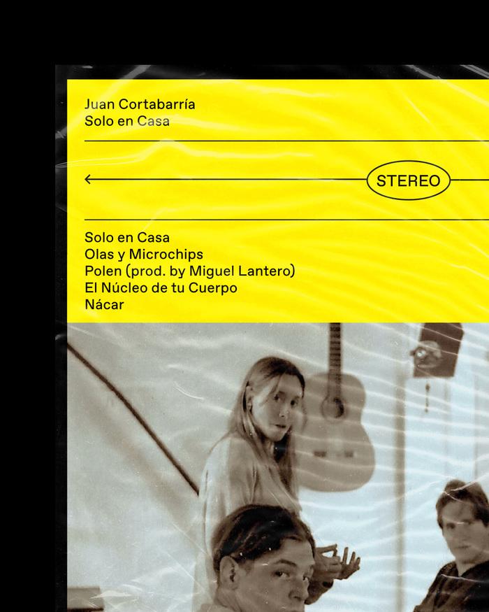 Juan Cortabarría – Solo en Casa EP 1