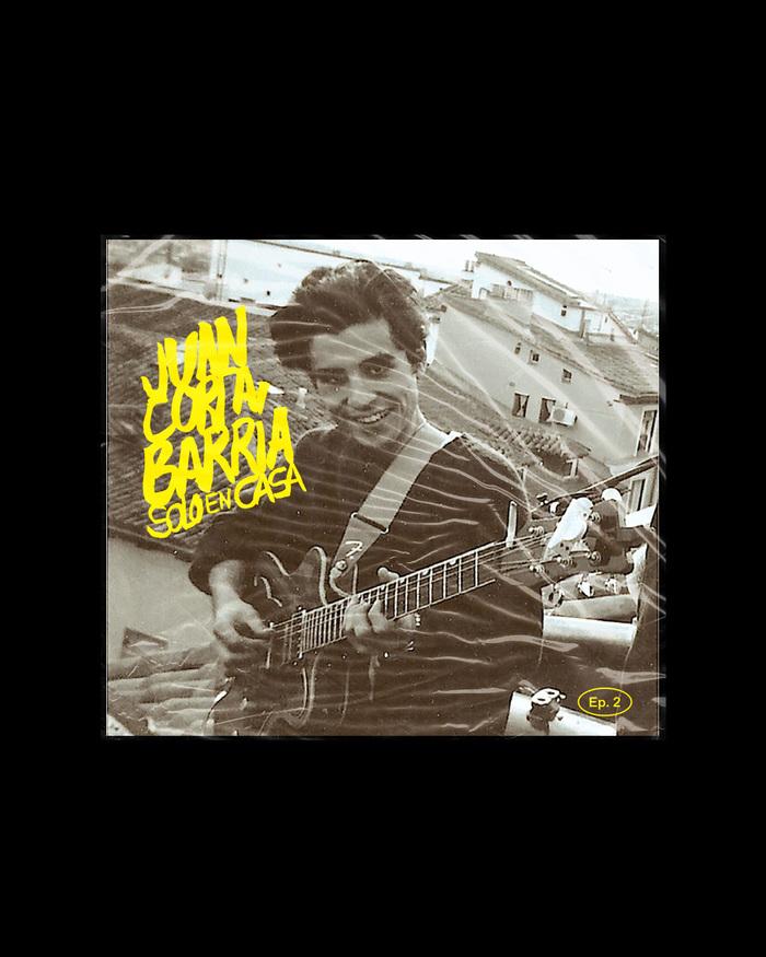 Juan Cortabarría – Solo en Casa EP 2