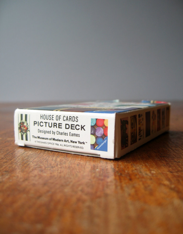 Eames House of Cards (1986 MoMA/Ravensburger Edition) 4