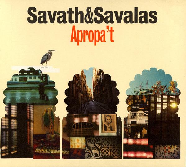 Apropa't by Savath & Savalas 1