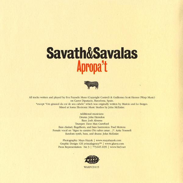 Apropa't by Savath & Savalas 8