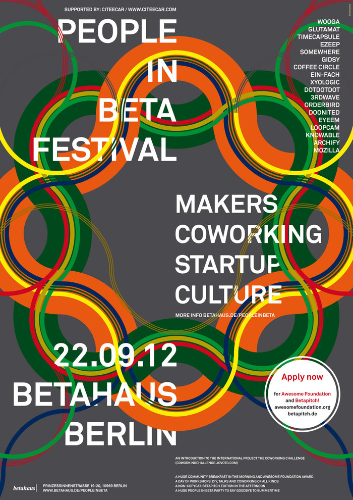 People in Beta Festival 2