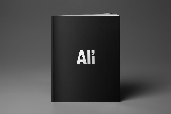 Muhammad Ali (self-initiated book) 1