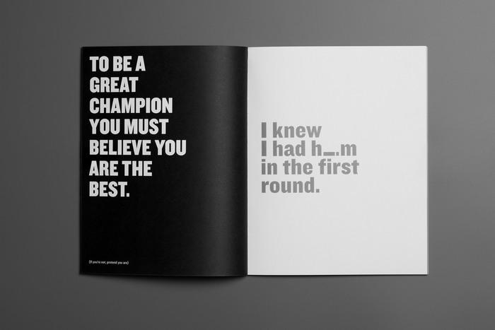 Muhammad Ali (self-initiated book) 2