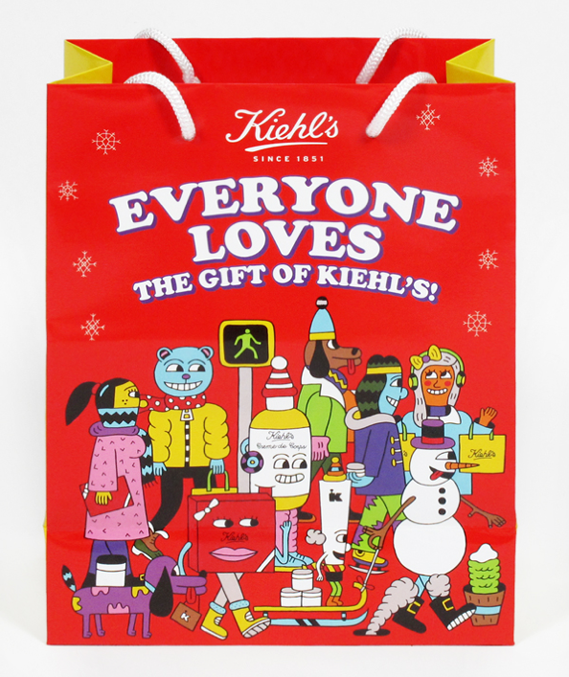 Kiehl's 2011 holiday campaign 4