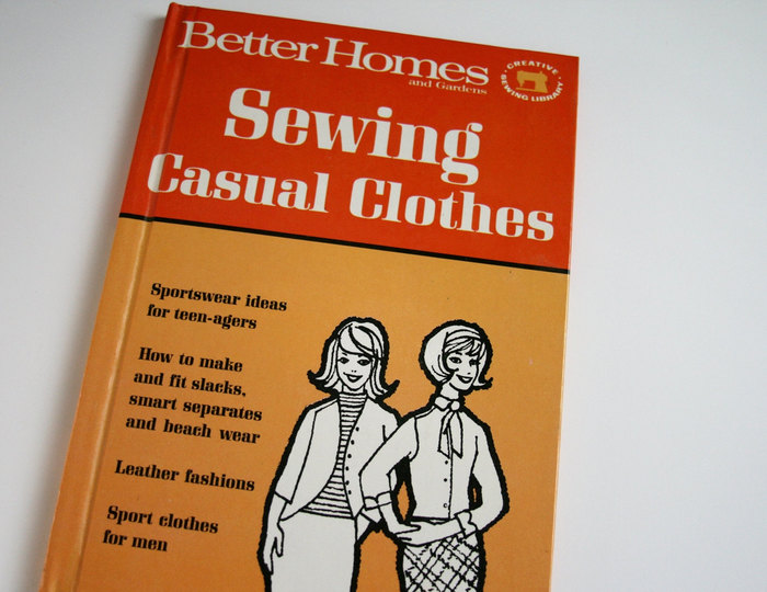 Better Homes and Gardens Creative Sewing Library book covers 2