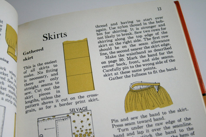 Better Homes and Gardens Creative Sewing Library book covers 3