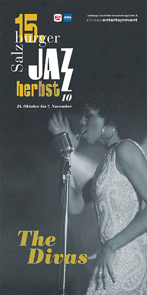 Cover of the booklet for the 15th Salzburger Jazz-Herbst in 2010