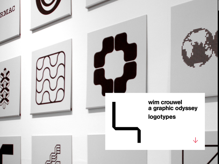 Wim Crouwel: A Graphic Odyssey, Unit Editions 6
